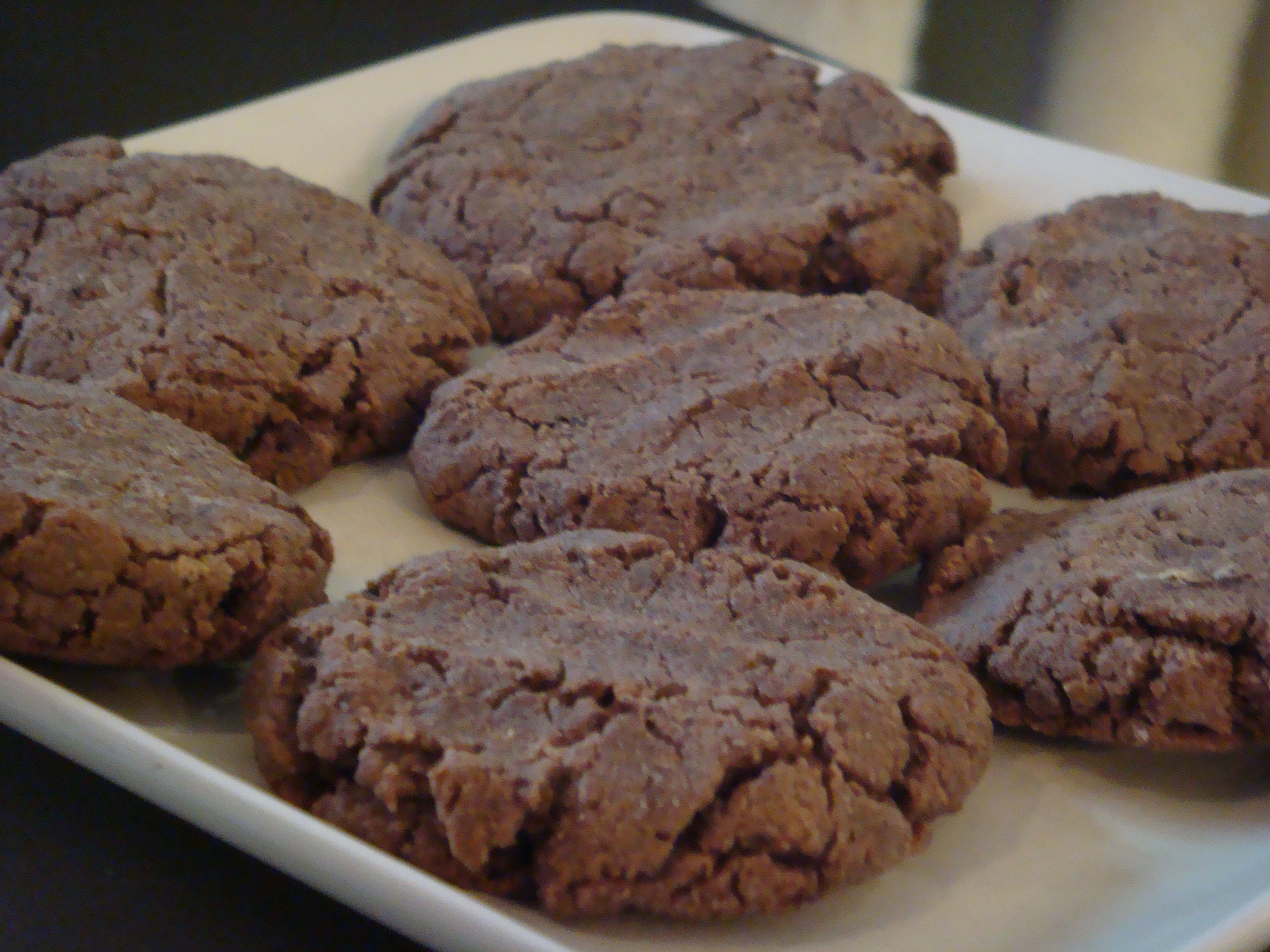 Chocolate Cookies (With Coconut Flour) | Divalicious Recipes