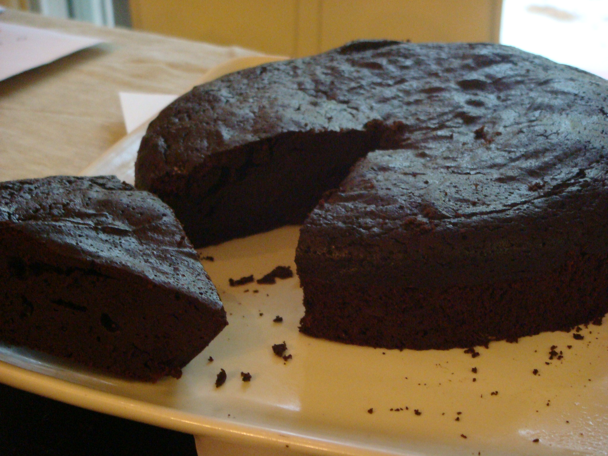chocolate no flour cake divalicious recipes
