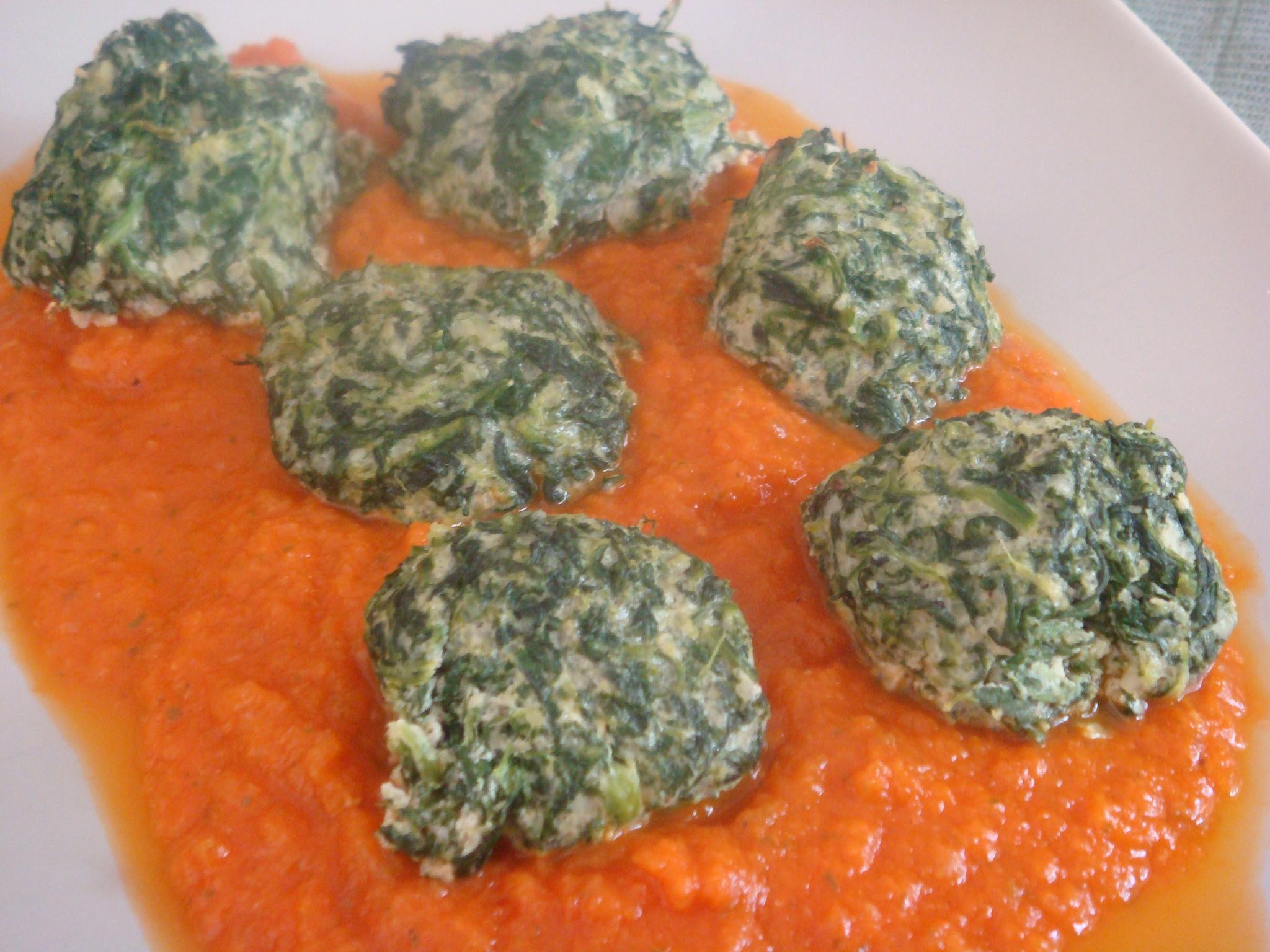 Spinach and Ricotta Gnocchi | Divalicious Recipes