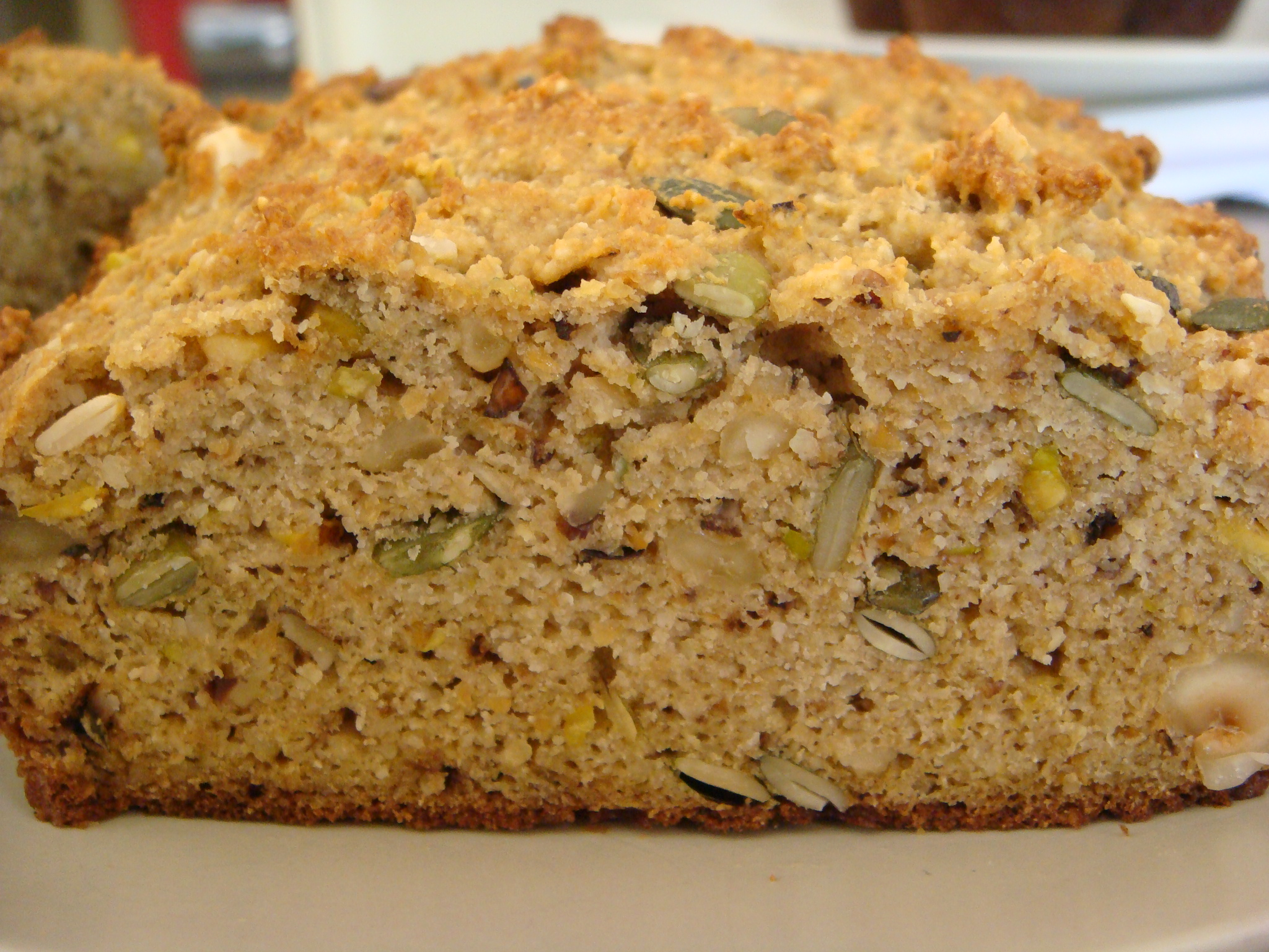 Nutty Bread (Gluten Free) | Divalicious Recipes