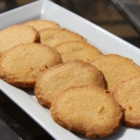 Cheese Biscuits (Almond Flour)