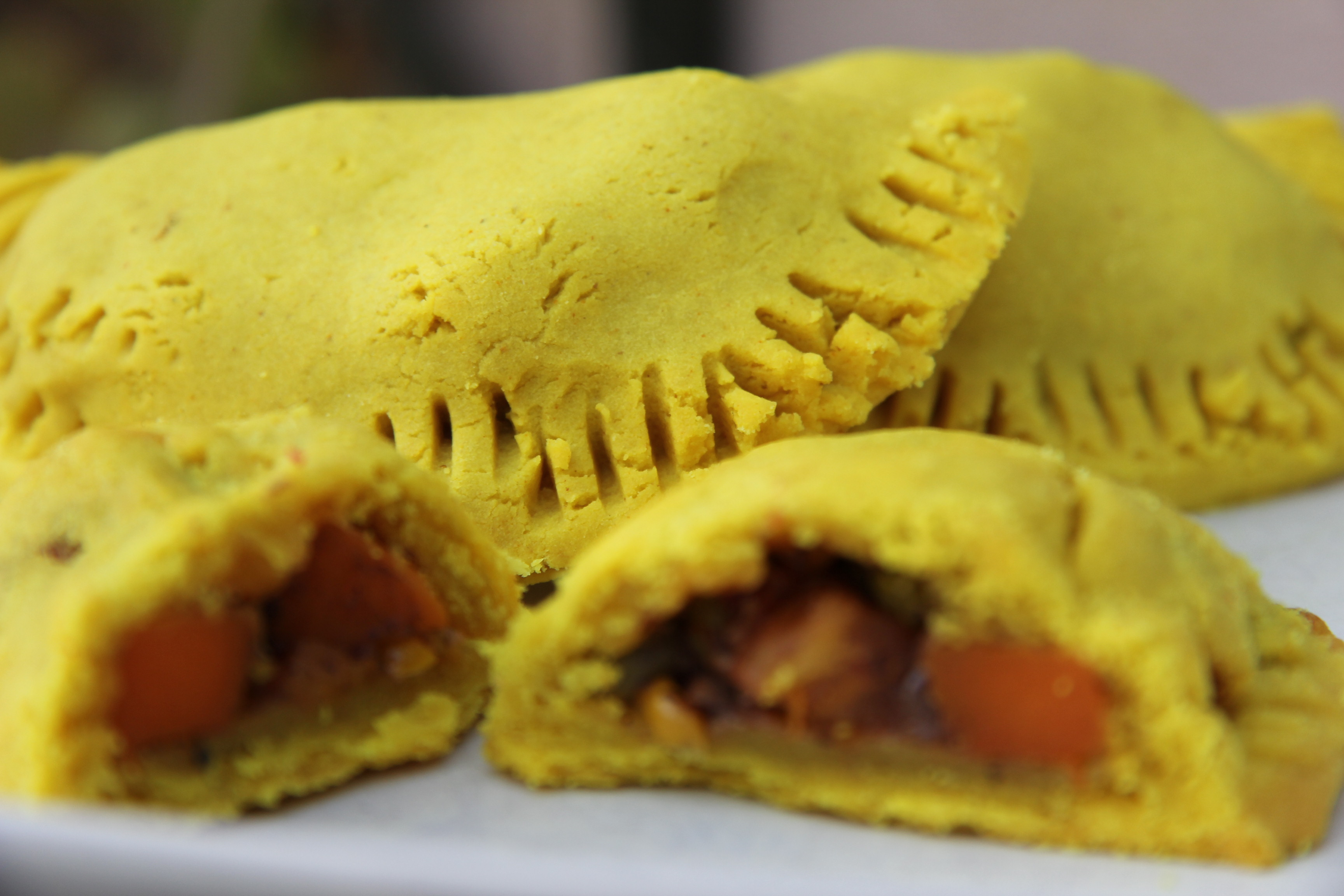 Jamaican Veggie Patties Recipes — Dishmaps