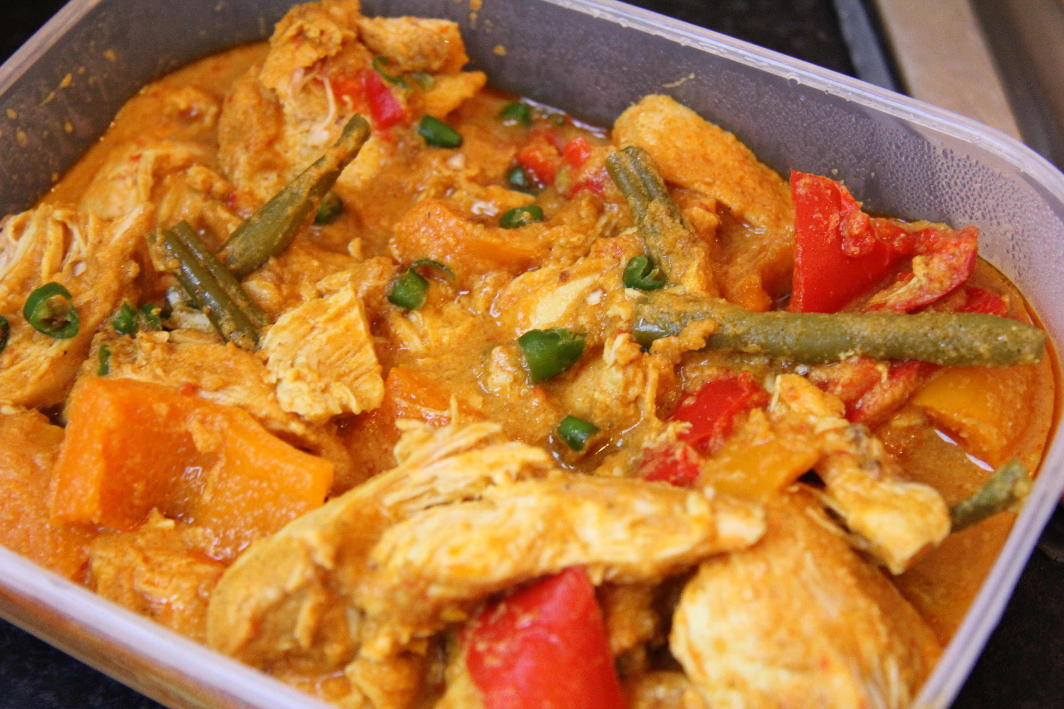 Thai Yellow Chicken Curry | Divalicious Recipes