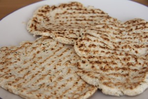 Yummy flatbread