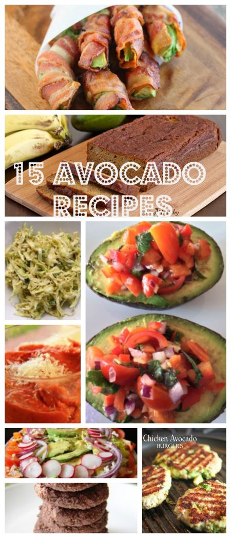 Avocado Collage